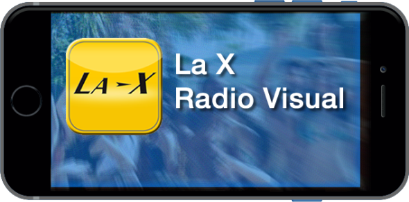 La X Radio Visual