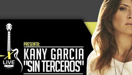 Kany García en La-X Live Concert Series