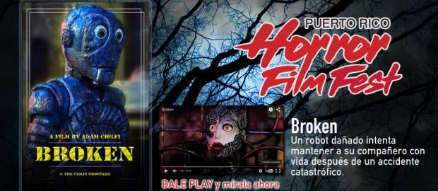 Broken - Puerto Rico Horror Film Fest
