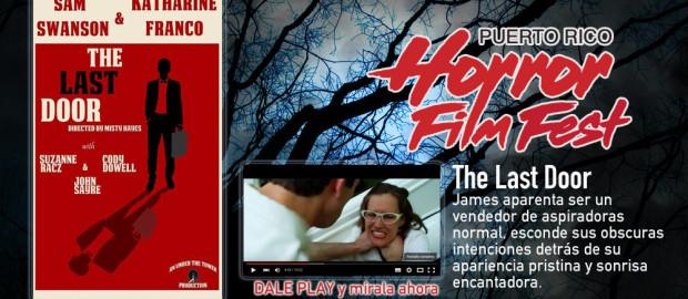 The Last Door / Puerto Rico Horror Film Fest