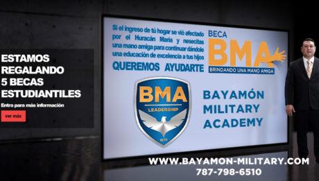 Beca BMA