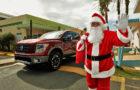 ¡Nissan Titan es el Trineo de Santa!