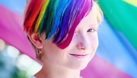 Identidad de género en niños