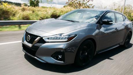 Nissan Maxima y Altima