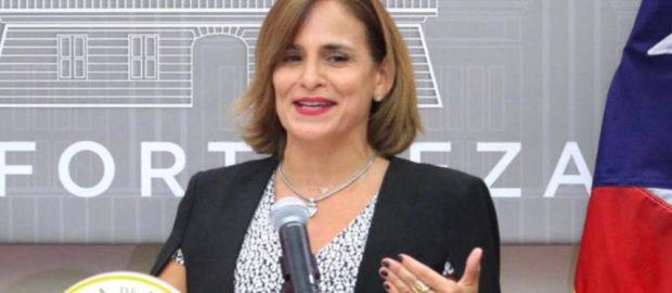 Zoé Laboy Secretaria de la Gobernación de Puerto RIco