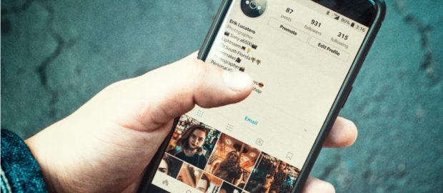 Instagram fotos redes sociales