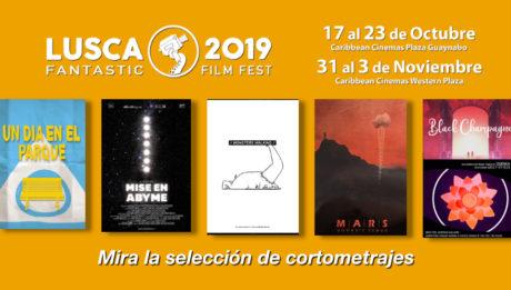 Lusca Fantastic Film Fest 2019