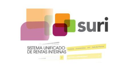 Logo Hacienda Suri