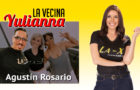 Agustín Rosario le habla de La Terapia a La vecina Yulianna Vargas