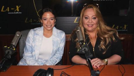 Leticia Vallejo y Adriana Hernandez
