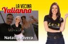 La vecina Yulianna Vargas entrevista a Natalia Rivera
