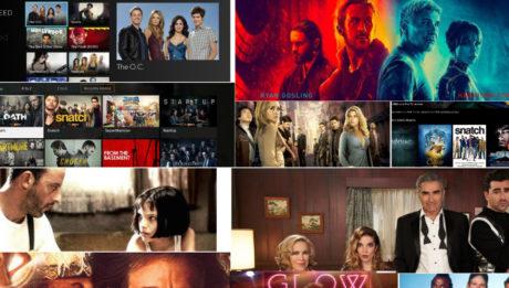 servicios de entretenimiento via streaming