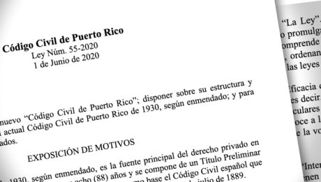 codigo civil puerto rico 2020