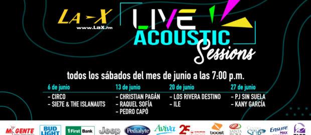 La X Live Acoustic Sessions