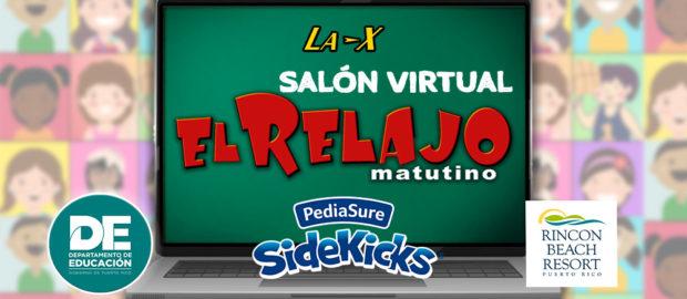Salón Virtual de El Relajo de La X