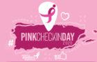 Susan G. Komen PR anuncia inicio del  movimiento Pink Check-In Day como parte del mes de educación contra el cáncer de seno