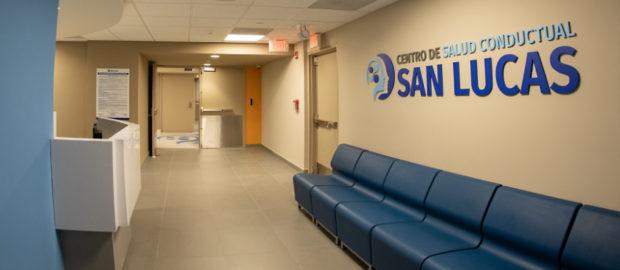 Sala Conductual Hospital San lucas